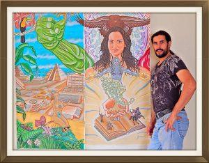 11713737 10207038086901451 542470711163019781 o 300x234 - Artista PINTA A VALLARTA en EE.UU. para promoverlo; vendrá a hacer murales