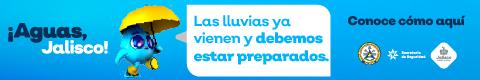 Secretaria de Seguridad de Jalisco Aguas Jalisco Temporada de Huracanes -