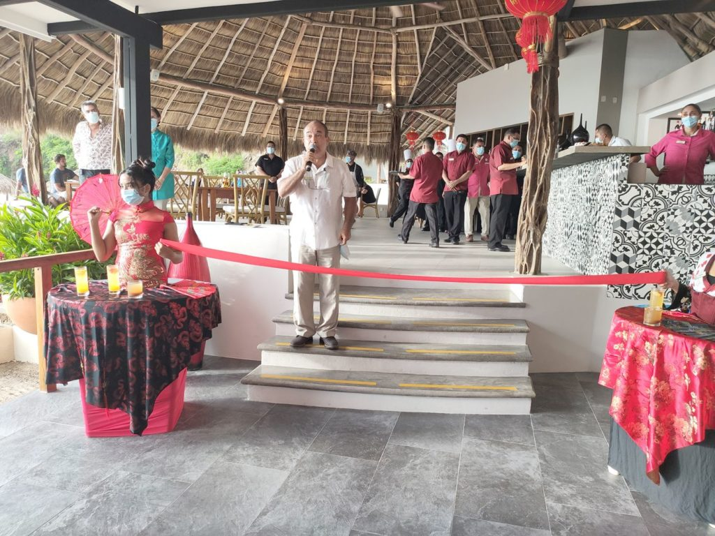 Foto 1 1 1024x768 - Inauguran el restaurante Pureza, con la calidad que distingue al hotel Hyatt Ziva