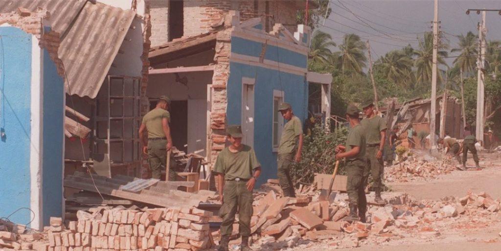 """Foto 1 7 1024x513 - A 26 años del sismo que """"derrumbó"""" el mito de que en PV no temblaba"""