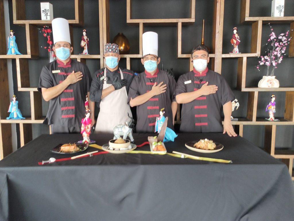 Foto 2 1024x768 - Inauguran el restaurante Pureza, con la calidad que distingue al hotel Hyatt Ziva