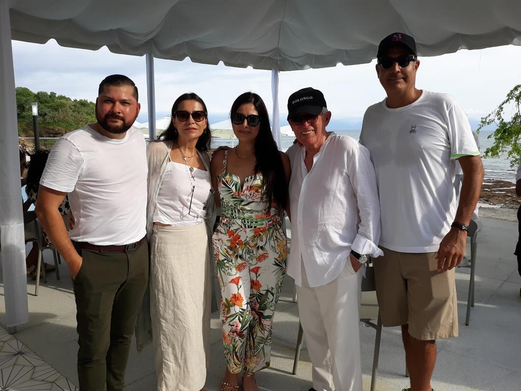 Foto 9 - Inauguran exclusivo Club de Playa Bolongo, ante la asistencia de invitados especiales