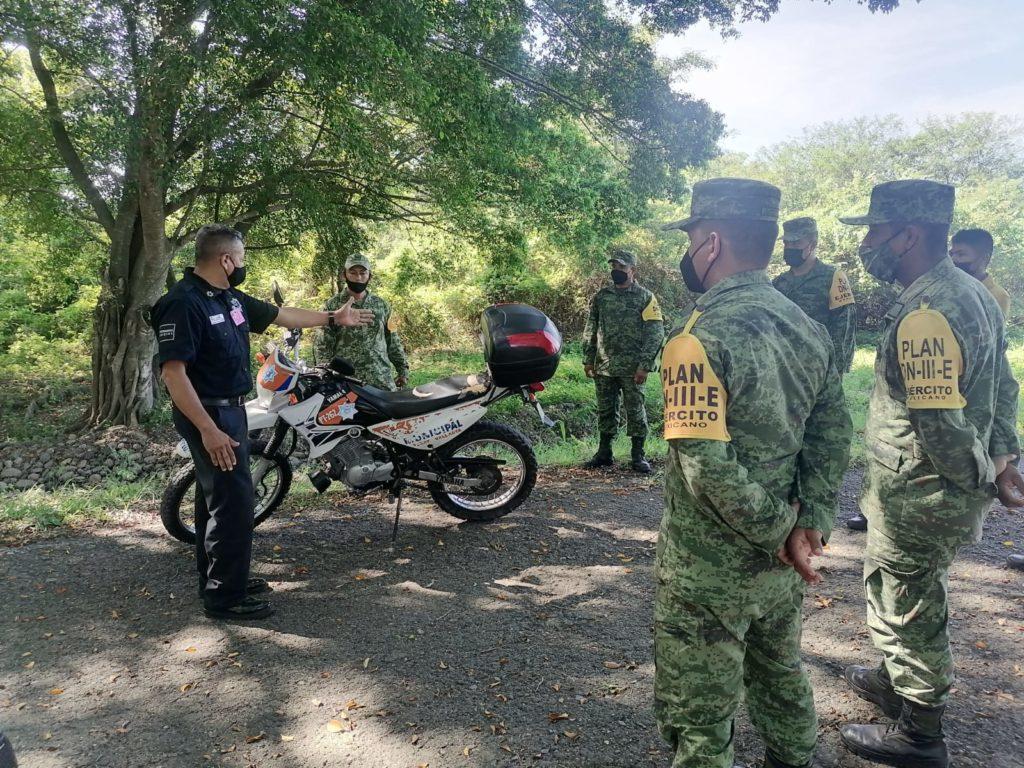 MOTOS 2 1024x768 - Vialidad Municipal imparte curso de manejo de motos en la Zona Militar